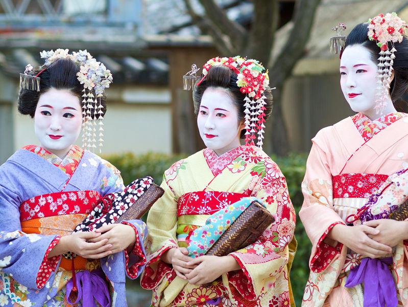 japan kyoto geisha