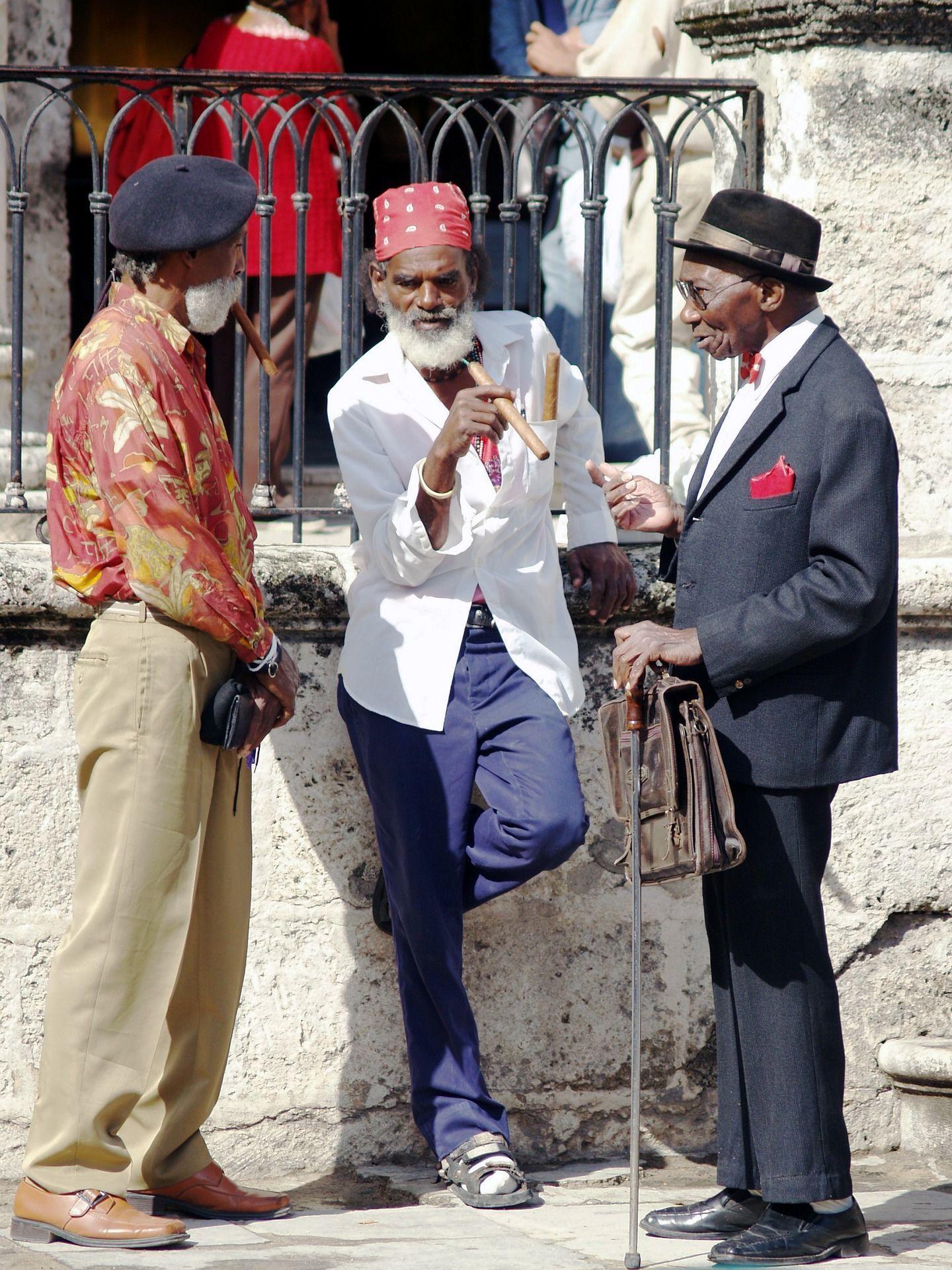 Cuba oudjes