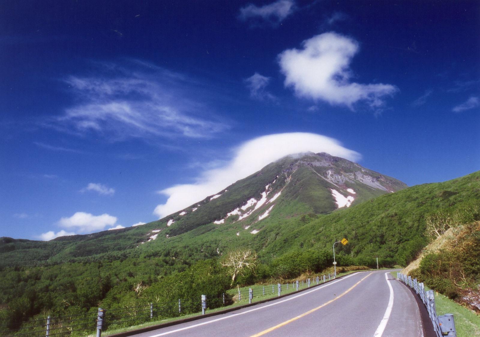 Shiretoko Toge Pass