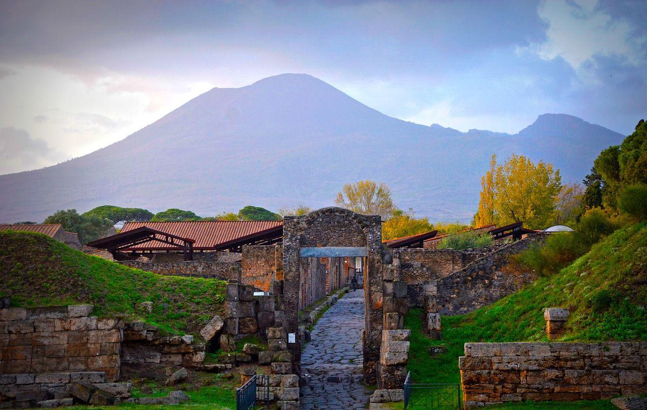 Vesuvius Pompei