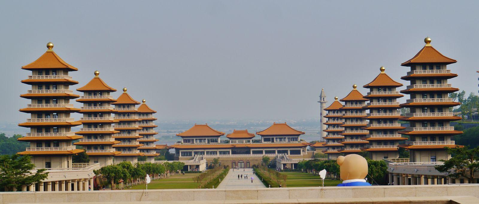 Kaohsiung Fo Guang Shan Buddha