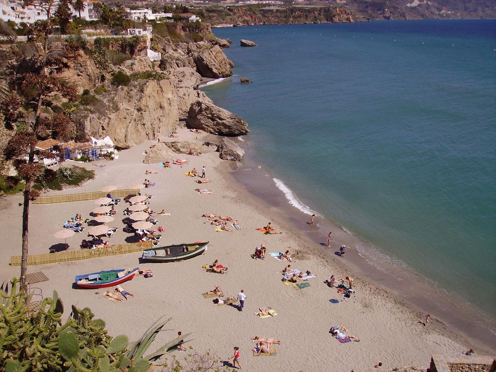 Playas de Nerja