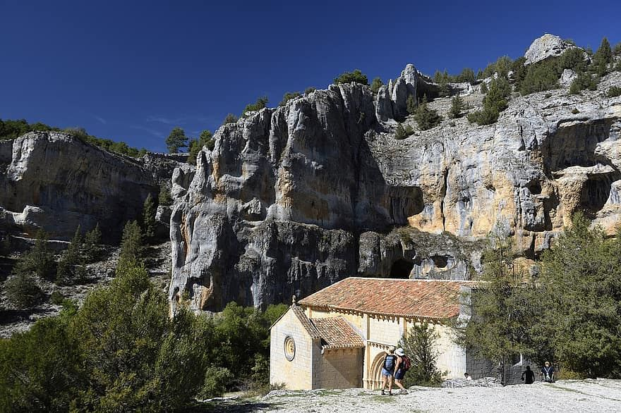 hermitage hermitage of san bartolome rocks nature landscape geology stone mountains natural park