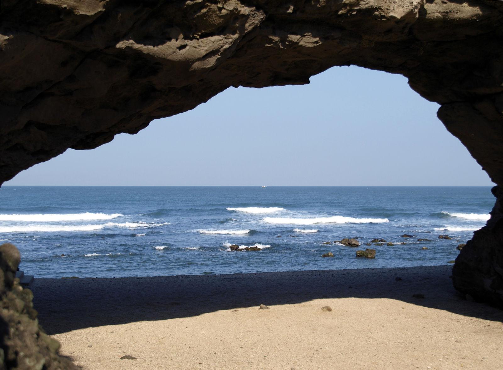 sea cave taiwan