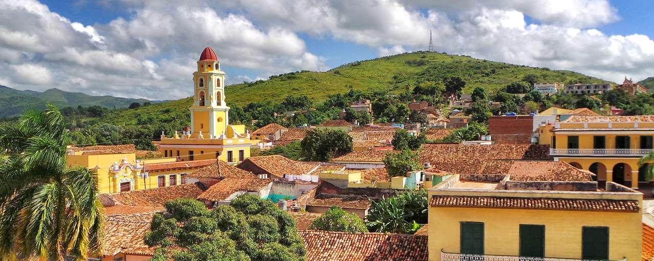 Kerkje in Trinidad