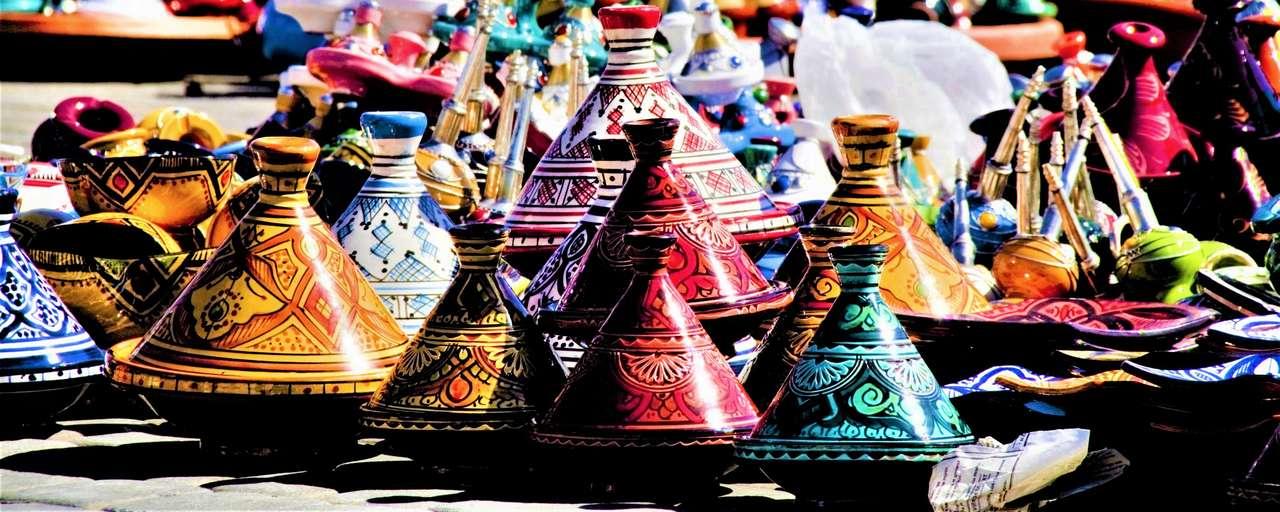 Traditioneel aardewerk