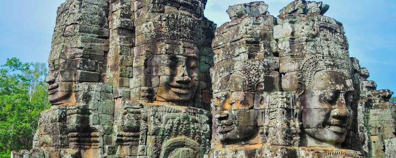 Rondreizen Cambodja