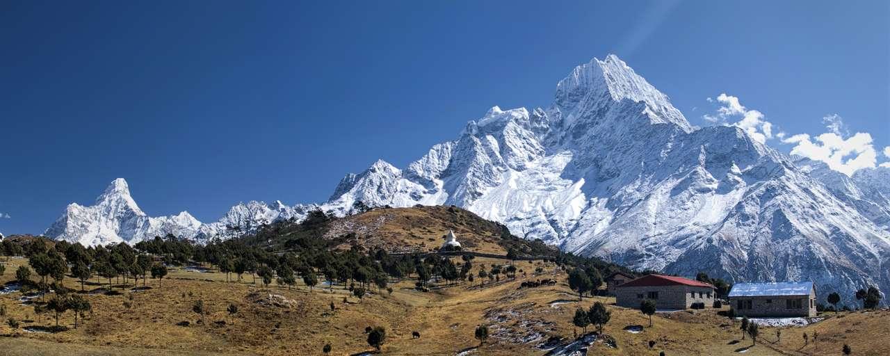 Rondreizen Nepal
