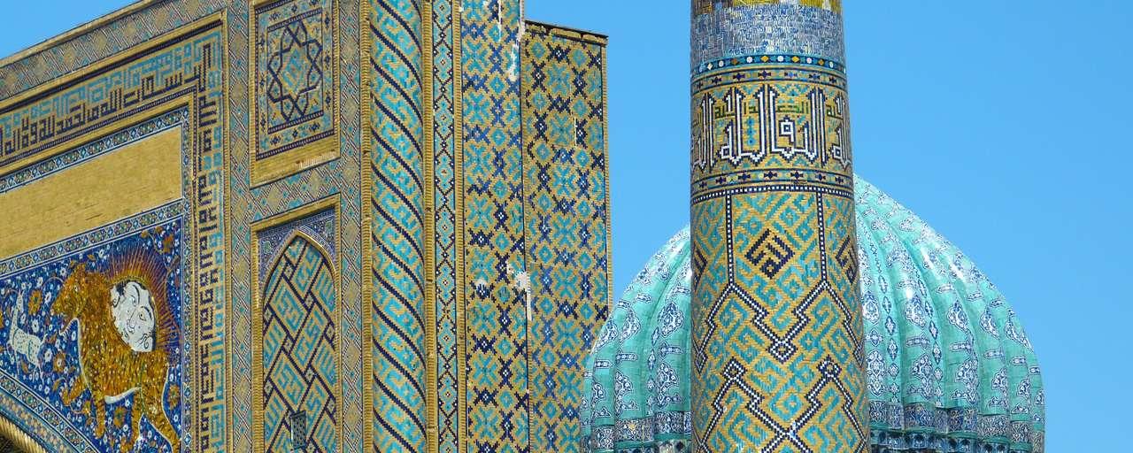 Rondreizen Oezbekistan